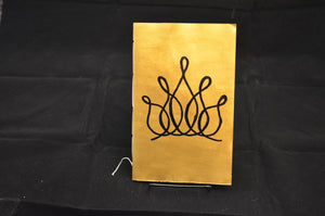Gold Crown Pamphlet Journal