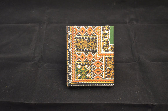 African Print Mini Journal