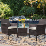 Patio Porch Furniture Set 3 Piece