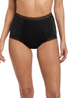 FANTASIE FL3098BLK FUSION HIGH WAIST BRIEF