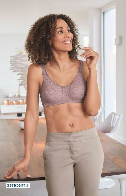 AMOENA 44625 MONA SOFT CUP POCKET BRA