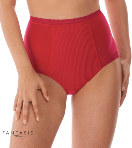 FANTASIE FL3098RED FUSION HIGH WAIST BRIEF
