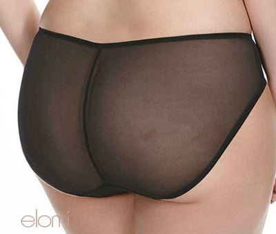 ELOMI EL8905BLK MATILDA BRIEF
