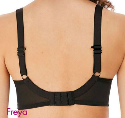 FREYA AA3160BLK CAMEO UNDERWIRE T SHIRT PLUNGE