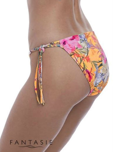 FANTASIE FS6585 ANGUILLA TIE SIDE BIKINI BRIEF