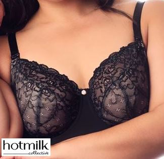 HOTMILK TMB TEMPTATION FLEXI WIRE MATERNITY BRA