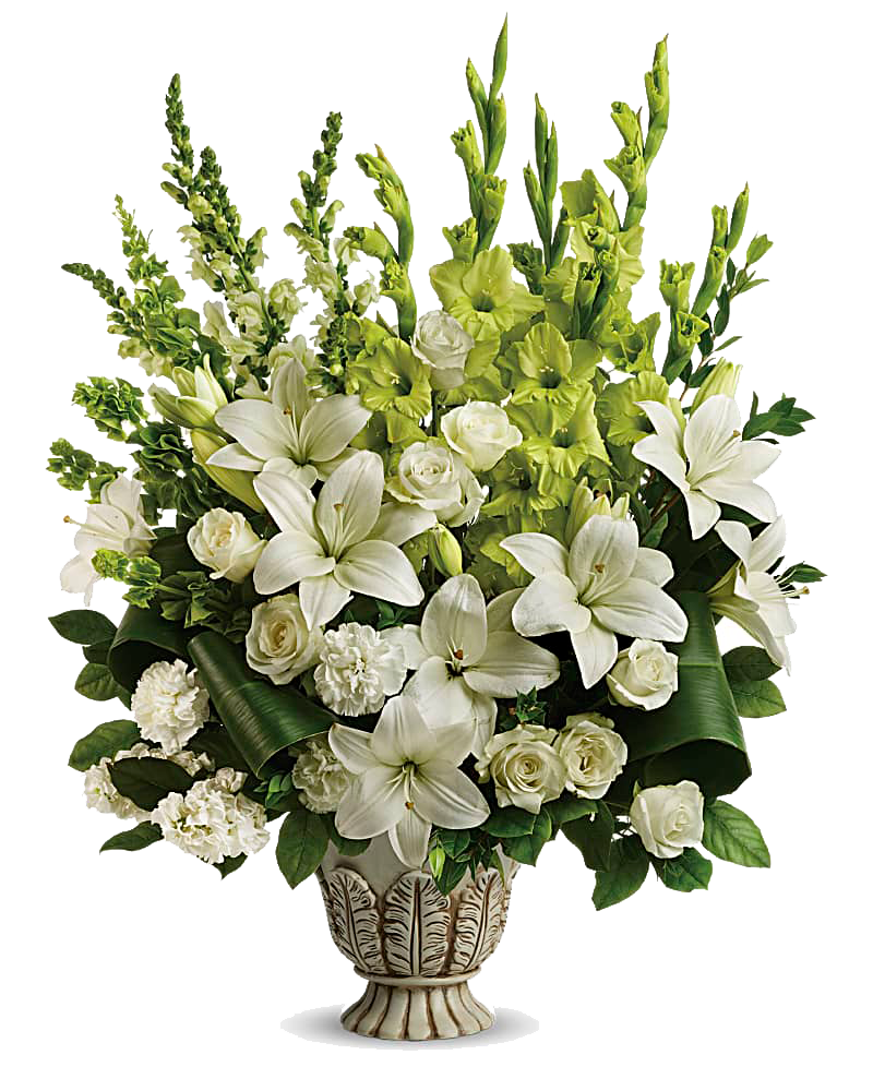 Clouds of Heaven Flowers - Johnathan Andrew Sage, Inc. - Houston Florist