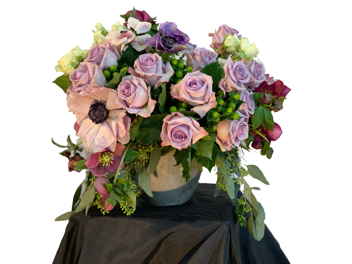 Spring Garden Flowers - Johnathan Andrew Sage, Inc. - Houston Florist
