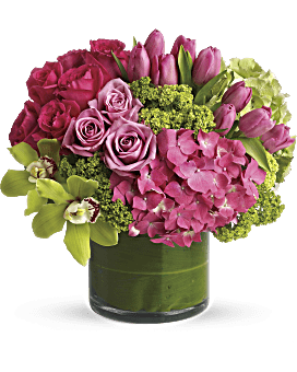 The Euro Flowers - Johnathan Andrew Sage, Inc. - Houston Florist