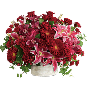 Johnathan Andrew Sage - Houston Florist - Signature Collection Flowers