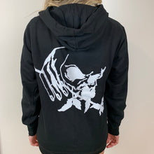 Load image into Gallery viewer, Mike's Dead Rose Skull Hoodie