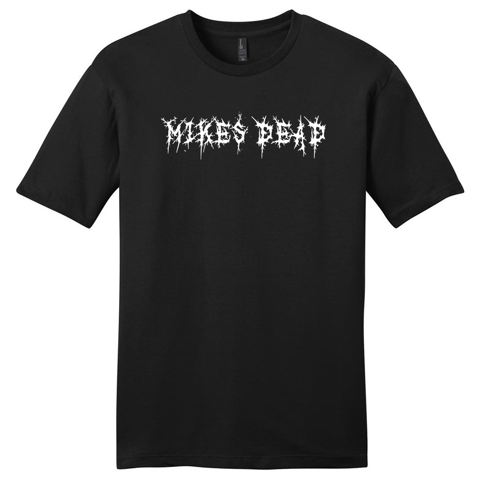 Mike's Dead Metal Logo Tee
