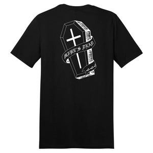 Mike's Dead Coffin Tee (Black)