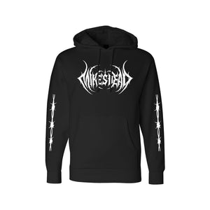 Mike's Dead Barbwire Hoodie (SMALLS LEFT)