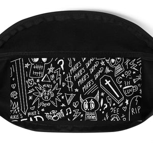 All Over Print Fanny Pack