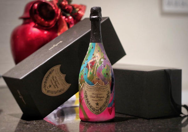 Custom Bottle Service ( Custom Painting Service ) - Khameleon Kickz