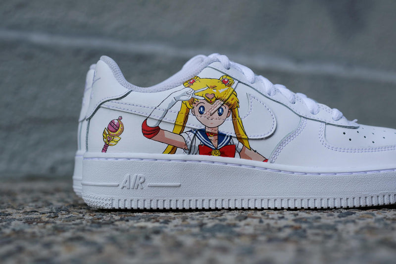 Air Force 1 Sailor Moon - Khameleon Kickz
