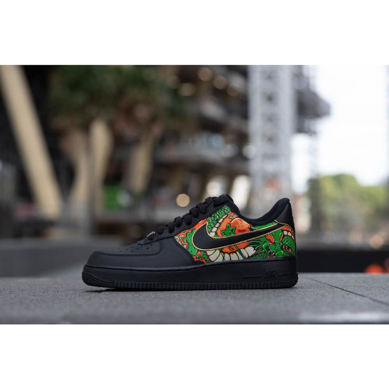 Shenron Air Force 1's - Khameleon Kickz