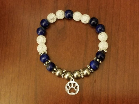 We are... PENN STATE Bracelet!!  Proceeds go to THON!! For the Kids!