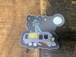 COFFEE TRUCK STICKER