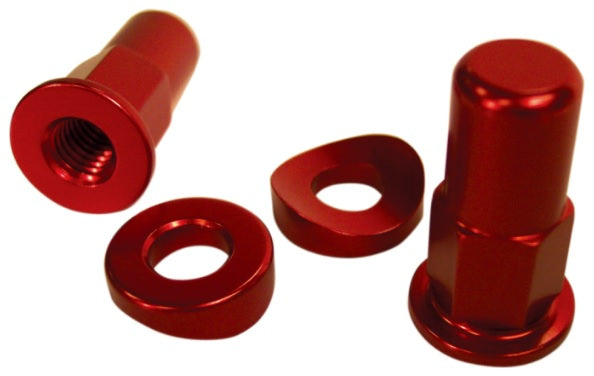 No Toil Billet Rim Lock Nut Set