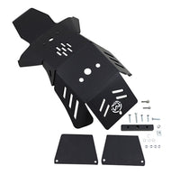 Moose Racing Beta 4-stroke (20-) Plastic Pro LG Skid Plate