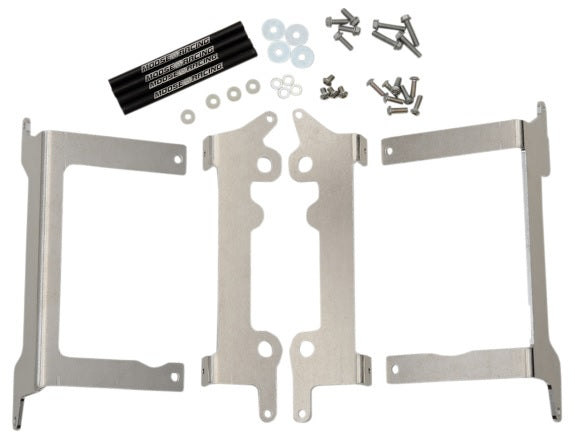 Moose Racing Beta XTrainer Radiator Braces
