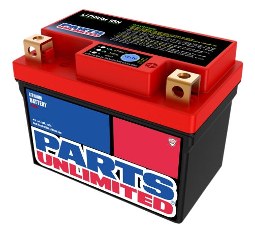 Parts Unlimited HJTZ7S-FP Lithium Iron Battery