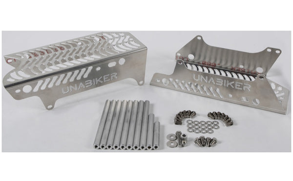 Unabiker Beta 4-stroke (10-19) Radiator Guards
