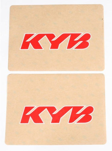 Kayaba Fork Decals