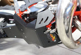 AXP Racing Beta 300RR|250RR (18-19) Xtrem Skid Plate with Linkage Guard Black