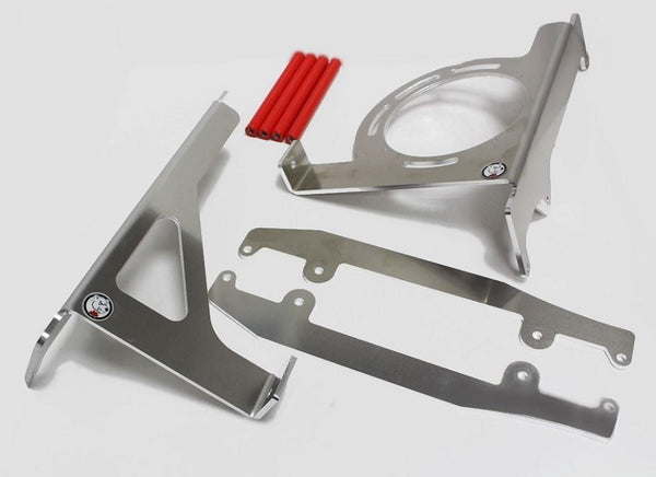 AXP Racing Beta 300RR|250RR (18-19) Radiator Guards