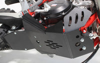 AXP Racing Beta 300RR|250RR (20-) Xtrem Skid Plate with Linkage Guard Black