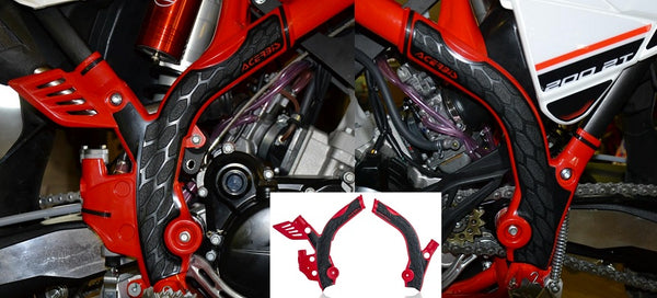 Acerbis Beta 200RR|125RR (18-19) X-Grip Frame Guards