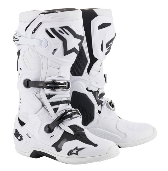 Alpinestars Tech 10 White Boot