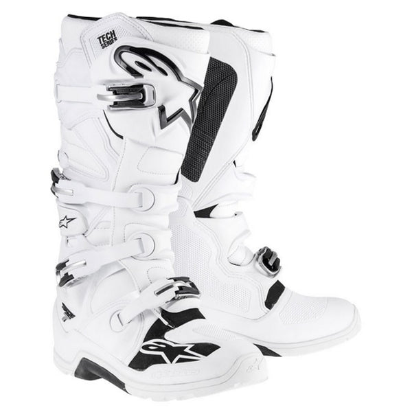 Alpinestars Tech 7 White Boot