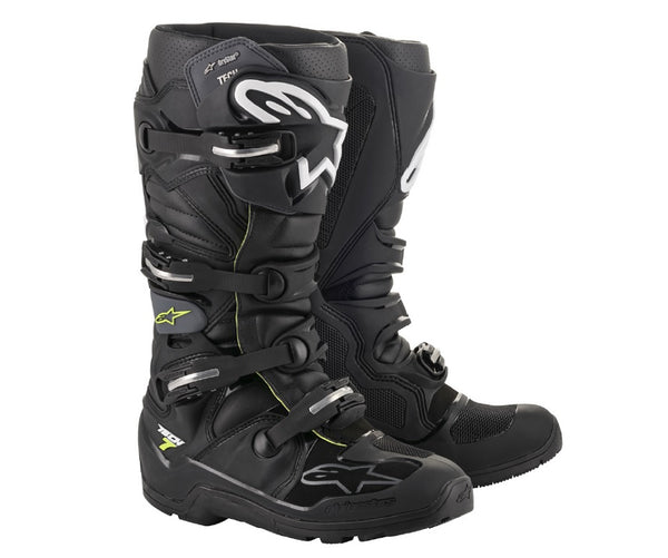Alpinestars Tech 7 Enduro Drystar Black Boot