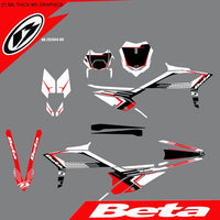 Beta RR|RR-S (20-) Stealth Graphics Kit