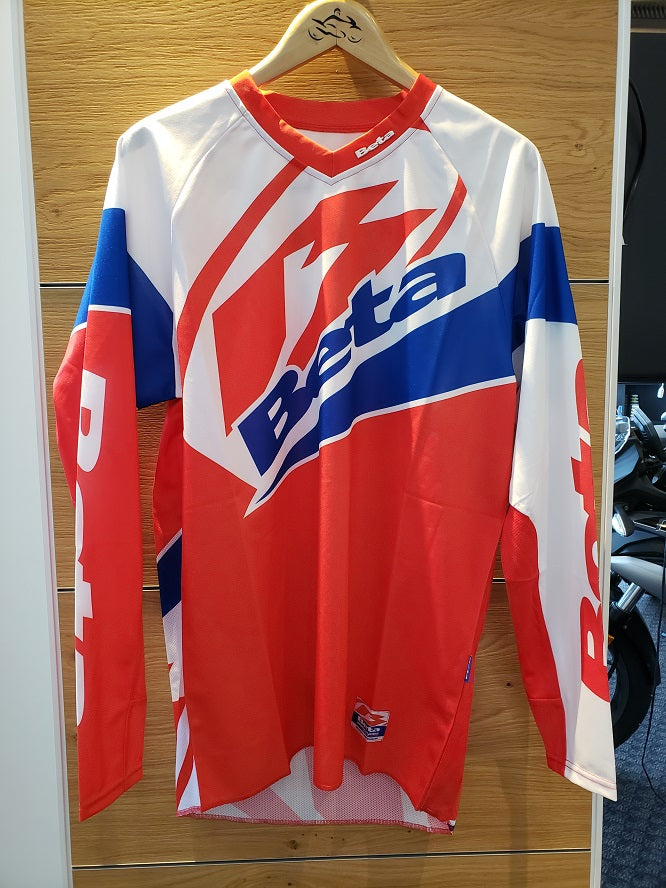 Beta Enduro Jersey Sierra Motorcycle Supply