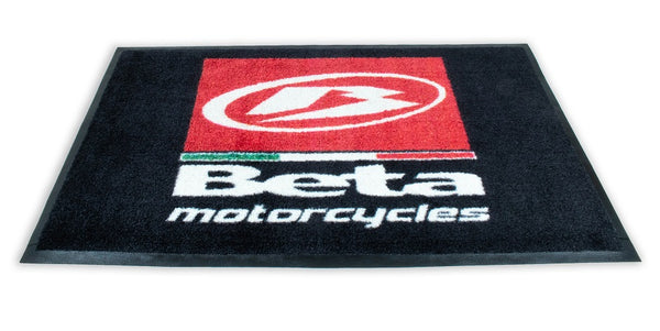 Beta Racing Door Mat