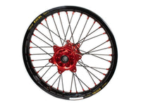 "Beta Kite Red/Black 19"" Rear Wheel"