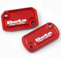 Beta Brake|Clutch Billet Reservoir Cap Set