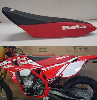 Beta Tall Seat Foam & Cover Kit