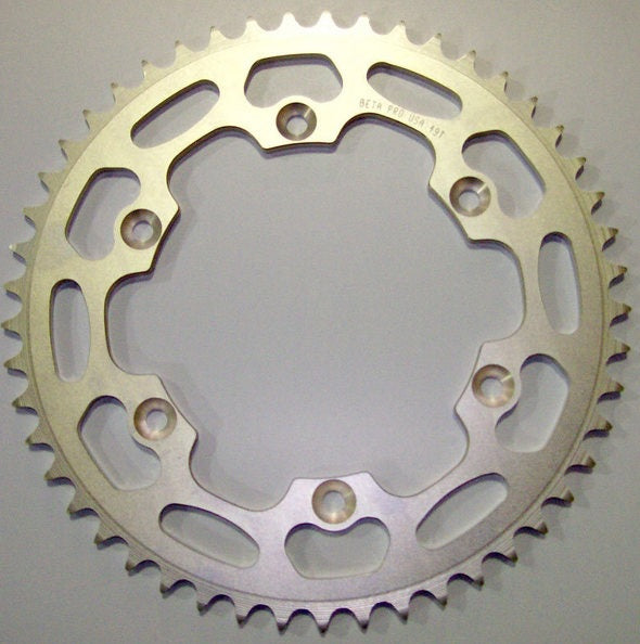 Beta Rear Sprocket (Late) Silver
