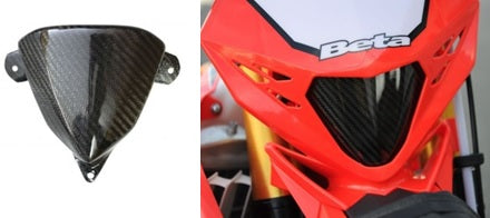 Beta Carbon Fiber Headlight Insert