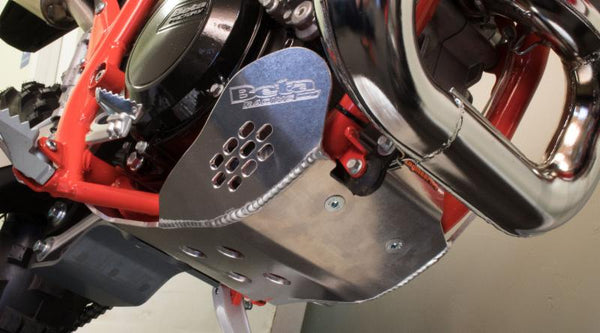 Enduro Engineering Beta XTrainer Aluminum Skid Plate with Linkag