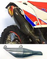 P3 Beta 4-stroke CF FMF Silencer Guard
