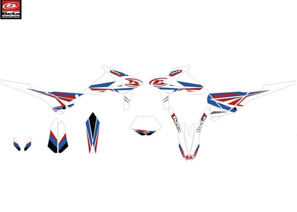 Beta RR-S (19-) America Graphics Kit
