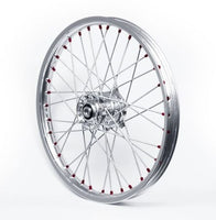 Beta Dubya USA RR|RS|RR-S Silver Wheel Set