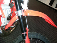 Beta (14-) Front Fender Red